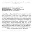 A ECONOMIA DO LIVRO NO BRASIL: PRODUÇÃO E CONSUMO SUSTENTÁVEIS