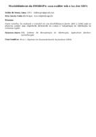 MINIBIBLIOTECAS DA EMBRAPA: UMA ANÁLISE SOB A LUZ DOS SRI'S