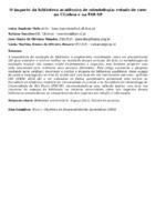 O IMPACTO DA BIBLIOTECA ACADÊMICA DE ODONTOLOGIA: ESTUDO DE CASO NA ULISBOA E NA FOUSP