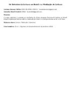 OS RETRATOS DA LEITURA NO BRASIL E A MEDIAÇÃO DE LEITURA