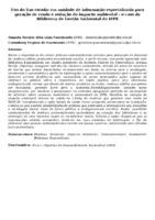 USO DO LIXO ESCOLAR EM UNIDADE DE INFORMAÇÃO ESPECIALIZADA PARA GERAÇÃO DE RENDA E REDUÇÃO DO IMPACTO AMBIENTAL - O CASO DA BIBLIOTECA DE GESTÃO AMBIENTAL DO IFPE