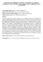 PANORAMA DAS BIBLIOTECAS ESCOLARES MUNICIPAIS DA CIDADE DE JUAZEIRO DO NORTE: DESAFIOS  DESCORTINADOS PARA A APLICAÇÃO DA LEI 12.244/2010