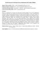 PREFERÊNCIAS DE LEITURA DOS ESTUDANTES DE ENSINO MÉDIO