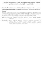 A ATUAÇÃO DA ASSESSORIA À REDE DE BIBLIOTECAS DO SISTEMA FIRJAN: GESTÃO, INCENTIVO A INOVAÇÃO E CRIATIVIDADE