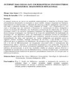 INTERNET DAS COISAS (IOT) EM BIBLIOTECAS UNIVERSITÁRIAS BRASILEIRAS: DIAGNÓSTICO SITUACIONAL