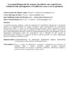 O COMPARTILHAMENTO DE ARTIGOS CIENTÍFICOS NOS REPOSITÓRIOS INSTITUCIONAIS PORTUGUESES E BRASILEIROS: COM A VOZ OS GESTORES