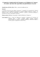 O IMPACTO DA IMPLANTAÇÃO DO PERGAMUM NA BIBLIOTECA DO CAMPUS DO SERTÃO: UM RELATO DE EXPERIÊNCIA NO POLO DELMIRO GOUVEIA