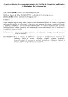 O POTENCIAL DAS FERRAMENTAS ATUAIS DE GESTÃO & NEGÓCIOS APLICADOS À UNIDADES DE INFORMAÇÃO