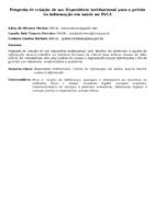 PROPOSTA DE CRIAÇÃO DE UM REPOSITÓRIO INSTITUCIONAL PARA A GESTÃO DA INFORMAÇÃO EM SAÚDE NO INCA