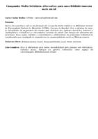 CAMPANHA MULTA SOLIDÁRIA: ALTERNATIVA PARA UMA BIBLIOTECONOMIA MAIS SOCIAL