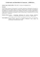 CONHECENDO UM LABORATÓRIO DE HUMANAS - A BIBLIOTECA