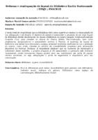 REFORMA E READEQUAÇÃO DO LAYOUT DA BIBLIOTECA EMÍLIA BUSTAMANTE / EPSJV / FIOCRUZ