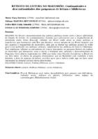 RETRATO DA LEITURA NO MARANHÃO: CONTINUIDADES E DESCONTINUIDADES DOS PROGRAMAS DE LEITURA E BIBLIOTECAS