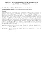 A PRÁTICA  DE ENSINO E A GESTÃO DE AUTOMAÇÃO DE UNIDADES DE INFORMAÇÃO