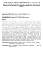 CHECKLIST PARA BIBLIOTECÁRIOS-EDITORES: UM INSTRUMENTO PARA IDENTIFICAÇÃO DA FUNÇÃO EDITOR-GERENTE DO PROCESSO EDITORIAL EM PERIÓDICOS CIENTÍFICOS QUE UTILIZAM A PLATAFORMA OPEN JOURNAL SYSTEM