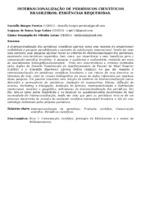 INTERNACIONALIZAÇÃO DE PERIÓDICOS CIENTÍFICOS BRASILEIROS: EXIGÊNCIAS REQUERIDAS.