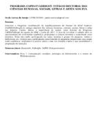 PROGRAMA CAPES/FULBRIGHT: ESTÁGIO DOUTORAL DAS CIÊNCIAS HUMANAS, SOCIAIS, LETRAS E ARTES NOS EUA