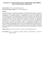TEMATRES E A CONSTRUÇÃO DE TESAUROS: ASPECTOS DE APLICABILIDADE PARA O PROFISSIONALD A INFORMAÇÃO