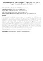 EMPODERAMENTO BIBLIOTECÁRIO E ADVOCACY: UMA AÇÃO NA REGIÃO CENTRAL DO ESTADO DE SÃO PAULO