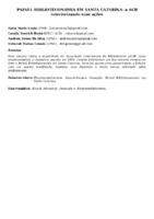 PAINEL BIBLIOTECONOMIA EM SANTA CATARINA: A ACB INTERIORIZANDO SUAS AÇÕES