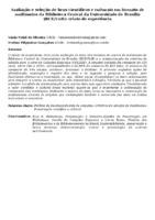 AVALIAÇÃO E SELEÇÃO DE BENS CIENTÍFICOS E CULTURAIS EM FORMATO DE MULTIMEIOS DA BIBLIOTECA CENTRAL DA UNIVERSIDADE DE BRASÍLIA (BCE/UNB): RELATO DE EXPERIÊNCIA