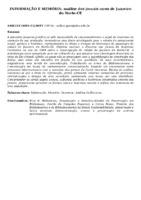 INFORMAÇÃO E MEMÓRIA: ANÁLISE DOS JORNAIS RAROS DE JUAZEIRO DO NORTE-CE