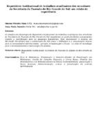 REPOSITÓRIO INSTITUCIONAL DE TRABALHOS ACADÊMICOS DOS SERVIDORES DA SECRETARIA DA FAZENDA DO RIO GRANDE DO SUL: UM RELATO DE EXPERIÊNCIA