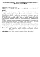 Controle de autoridades no campo das artes: relato de experiência na Pinacoteca de São Paulo