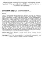 Olhares plurais, expectativas e percepções dos discentes sobre a qualidade de serviços no âmbito da Biblioteca Roberval Cardoso – IFSUDESTE-MG, Barbacena