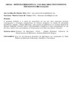 SIGAA - MÓDULO BIBLIOTECA: USO DAS ABAS TRATAMENTO TÉCNICO E CIRCULAÇÃO