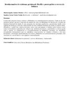 Reeducandos do sistema prisional: Perfil e percepções a cerca da leitura