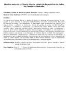 Direitos autorais e Ciência Aberta: estudo do Repositório de dados do Consórcio Madroño
