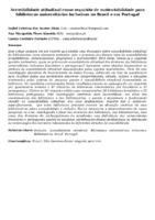 Acessibilidade atitudinal como requisito de sustentabilidade para bibliotecas universitárias inclusivas no Brasil e em Portugal