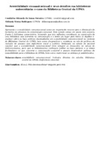 Acessibilidade comunicacional e seus desafios em bibliotecas universitária: o caso da Biblioteca Central da UFMA