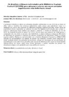 Os desafios e dilemas enfrentados pela Biblioteca Eugênio Gudin/CCJE/UFRJ para adequar o acervo aos novos usuários ingressantes com deficiência visual
