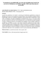 Promoção da acessibilidade por meio da identificação Braille do acervo de Bibliotecas no IFAM: Agenda 2030 como documento norteador