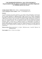 UMA PROFISSÃO FEMININA, MAS NÃO FEMINISTA?  Representatividade de gênero na gestão dos Conselhos Regionais de Biblioteconomia no Brasil