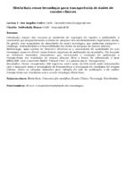 Blockchain como tecnologia para transparência de dados de ensaios clínicos