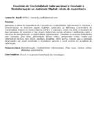 Comissão de Confiabilidade Informacional e Combate à Desinformação no Ambiente Digital: relato de experiência