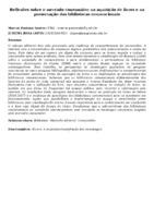 Reflexões sobre o mercado consumidor na aquisição de livros e na preservação das bibliotecas convencionais