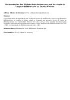 Movimentações dos Bibliotecários Goianos em prol da criação do cargo de Bibliotecário no Estado de Goiás