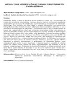 ACESSO, USO E APROPRIAÇÃO DE E-BOOKS POR ESTUDANTES UNIVERSITÁRIOS