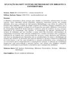 APLICAÇÃO DA SOFT SYSTEMS METHODOLOGY EM BIBLIOTECA UNIVERSITÁRIA