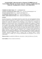 Acessibilidade informacional no Sistema de Bibliotecas da Universidade Federal  do Ceará: relato de criação e implantação da Seção de Atendimento à Pessoa  com Deficiência