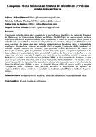 Campanha Multa Solidária no Sistema de Bibliotecas UFPel: um relato de experiência.