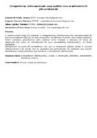Competência informacional: uma análise com acadêmicos de pós-graduação