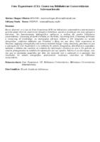 User Experience (UX): Casos em Bibliotecas Universitárias Internacionais