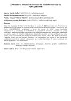 A Monitoria Científica do curso de biblioteconomia da FaBCI/FESPSP