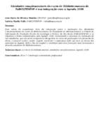 Atividades complementares do curso de Biblioteconomia da FaBCI/FESPSP e sua integração com a Agenda 2030