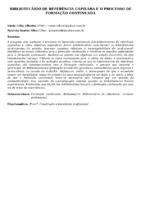 BIBLIOTECÁRIO DE REFERÊNCIA CAPIXABA E O PROCESSO DE FORMAÇÃO CONTINUADA
